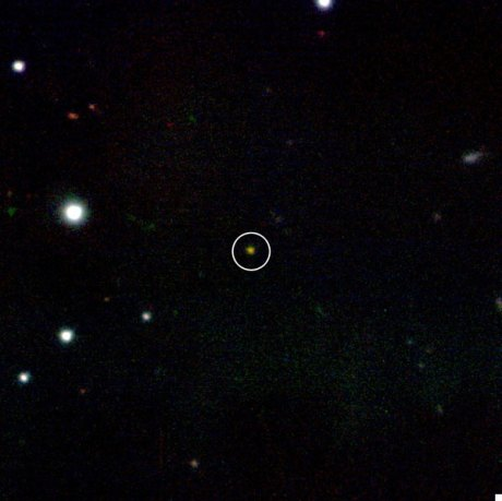 GRB 090423 Infrared afterglow as seen by Gemini North