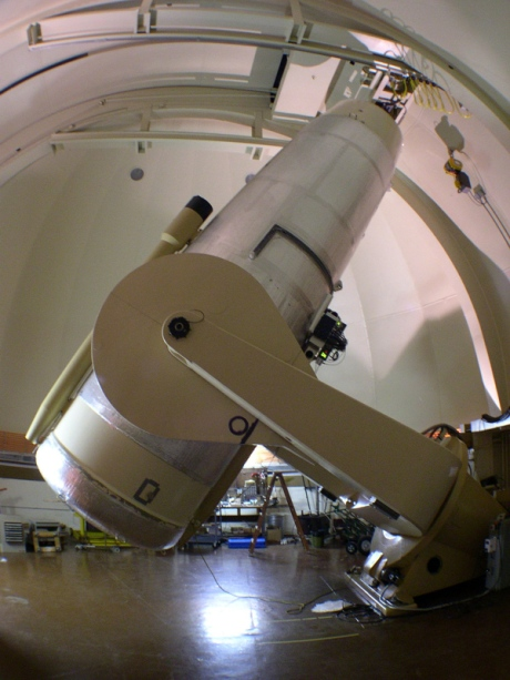 "Upgraded 48"" Oschin Telescope"
