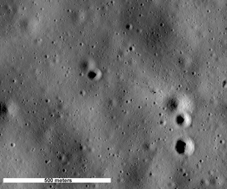 Apollo 14 Landing Site