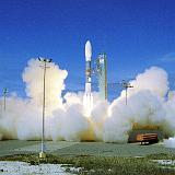 Launch of spacecraft