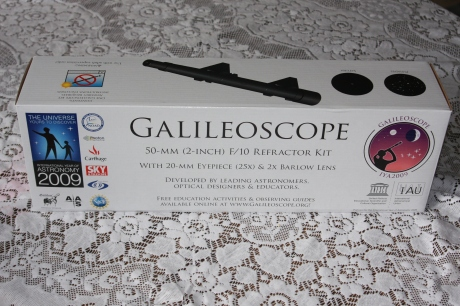 Galileoscope
