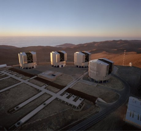 Very Large Telescope Array