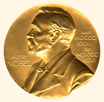 Physics-Nobel-Prize Medal